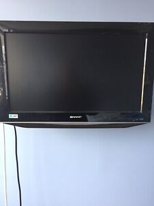 26 inch Sharp TV