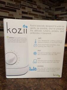 Kiinde Kozii breastmilk/formula/food warmer Cornwall Ontario image 3