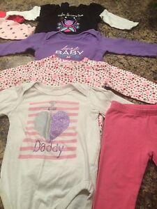 Girls 9 month clothing  Kitchener / Waterloo Kitchener Area image 2