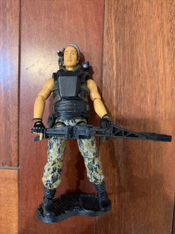 HOT TOYS Aliens Snap Kits Model Series Drake Colonial Marine 1/18 Scale Rare
