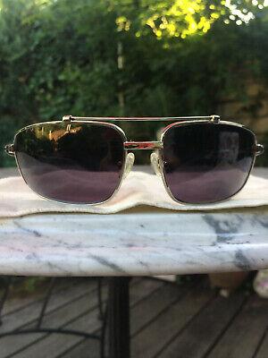 Chrome Hearts,  coole Herrensonnenbrille, silber-schwarz