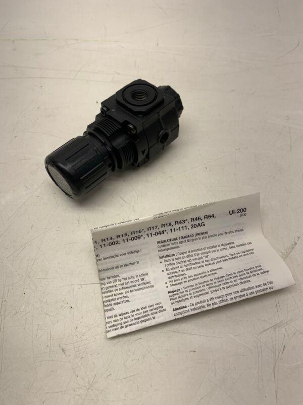 NORGREN R72G-2AK-RMN 300PSIG  Pressure Regulator