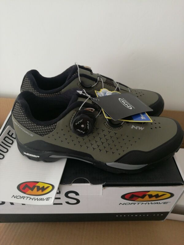 UK 5.5 (fits a 4 or 4.5) Northwave X-Trail Plus MTB SPD Mountain biking shoes