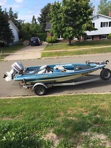 Bass boat trade or sale