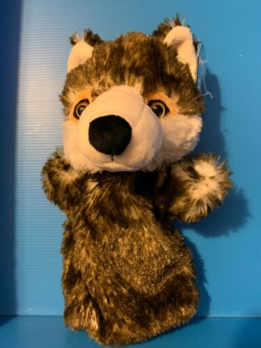 The+Puppet+Company+WOLF%F0%9F%90%BA+++HAND+Puppet+NEW+uK+SELLER