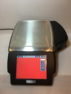 Hobart HLX HLXWM Commercial Deli Scale & Printer PLEASE READ