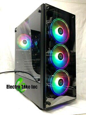 GAMING PC COMPUTER DESKTOP Intel Core i7 ✔3 TB ✔ NVidia GTX 1650 ✔16 GB ✔Win 10
