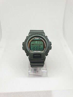Casio G Shock DW6600 military green,very good condition.  for sale  Shipping to United States