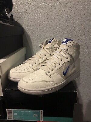Nike SB Dunk High Soulland AH9613-141 Size 10 with box