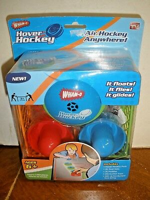 Indoor Games Able Wham-o Hover Air Hockey Table Set Portable As Seen On Tv Goes Anywhere New