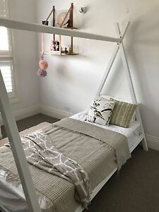Children's Teepee Bed Brighton East Bayside Area Preview
