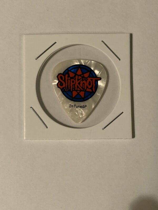 Slipknot Guitar Pick RARE!