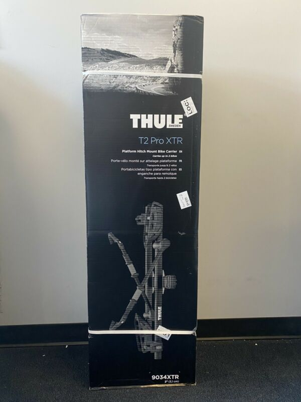 "Thule T2 Pro XTR 2 - 2"" 9034XTR"