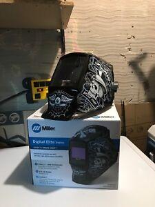 **BRAND NEW**Miller Auto Darkening Welding Helmet