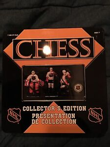 Jeu échecs NHL de collection