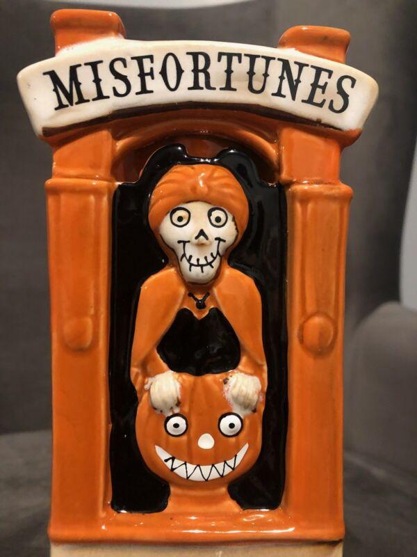 Yankee Candle Boney Bunch Misfortunes Candle Holder New 2021 Halloween