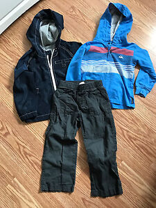 **Boys outfit with spring jacket**3**$10**