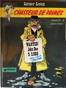 collection de Lucky Luke 1982