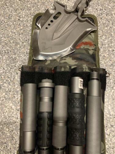 Zune Lotoo Annihilate Assassin Fanatic F-A3 Multifunctional Tool Shovel New