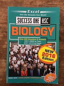 Excel Biology - HSC (2016 Edition) Canterbury Canterbury Area Preview