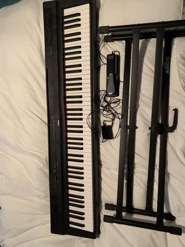Yamaha P125B Digital Piano - Black