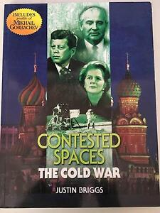 Contested Spaces- The Cold War (Justin Briggs) North Ryde Ryde Area Preview