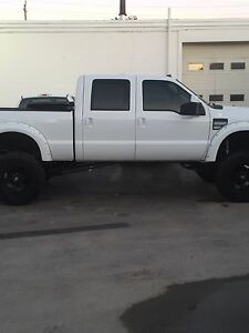 "2009 Ford F-250 Superduty 10"" Lift"