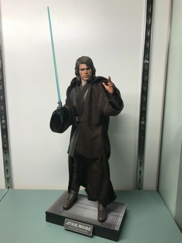 Star Wars 1:6 scale Hot Toys Anakin Skywalker USED GREAT CONDITION FREE SHIPPING