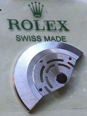GENUINE Authentic Rolex 3135 - 570 Oscillating Weight ( 3155 3175 3185 ) Rotor for sale  USA