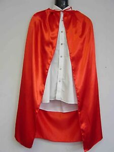 Kid Size Super Hero Halloween Vampire Capes Costume Accessories