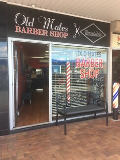 Popular barber shop for sale ( old mates barber shop )