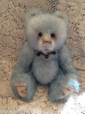 Charlie Bears POOKIE 2013 Isabelle Mohair Collection FREE US SHIP