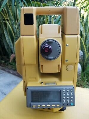Topcon Gts-802a Robotic Total Station