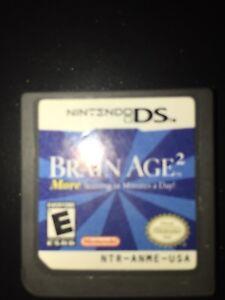 Brain Âge 2 Nintendo Ds
