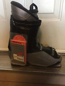 Men's Downhill Boots and Poles