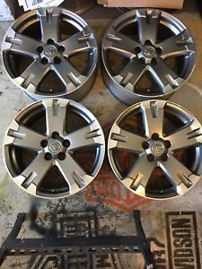 "NEW SET OF 18"" TOYOTA WHEELS 5x114.3"