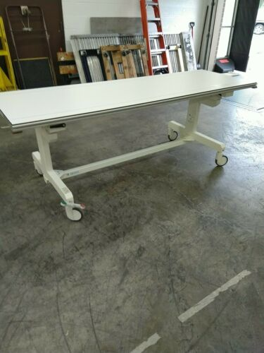 Quantum Mobile Imaging Table With Four-Way Floating Tabletop