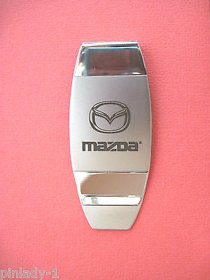 MAZDA    -  money clip