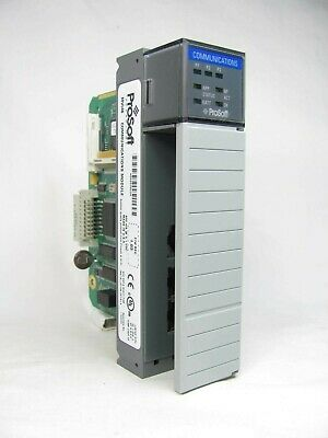 Prosoft Allen Bradley Slc 500 Generic Serial Ascii Mvi46-gsc Mv146 Nice
