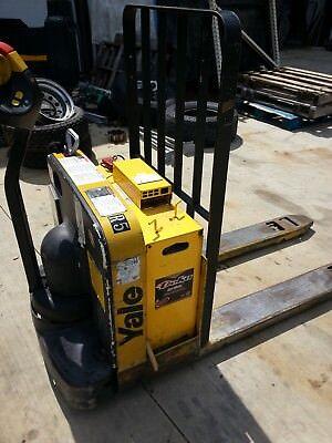 Yale Electric Pallet Jack Forklift Newark Ohio 43055