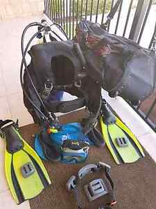 Scuba dive gear complete Cannington Canning Area Preview