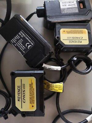 Keyence Laser Sensor Digital Cmos Gv-21