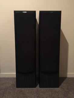 Pair of Jamo Cornet 195 HiFi Speakers Carina Heights Brisbane South East Preview