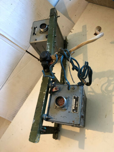 Russian Spaceship Space SOYUZ Ship Control units of ship disconnection mechanism