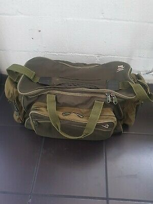 LARGE NASH MONSTER CARP CARRYALL SET UP FISHING BAG HOLDALL