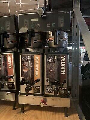 Bunn Dual Sh Dbc Commercial Coffee Brewer Maker