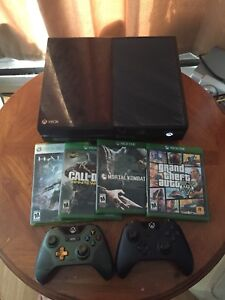 Xbox One With Lots Of Games!
