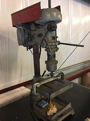 Vintage Craftsman Tabletop Tapping Machine Sears Roebuck