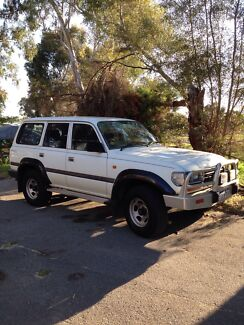 1997 Toyota LandCruiser 4WD Bayswater Bayswater Area Preview