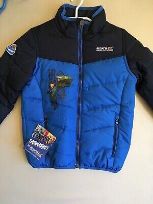 e Thunderbirds By Regatta Outdoors 116, Jacket, Wasserabweise (Thunderbirds Jacke)